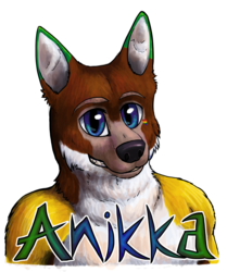 [C] Anikka Badge