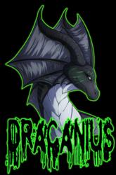 Dracanius Badge
