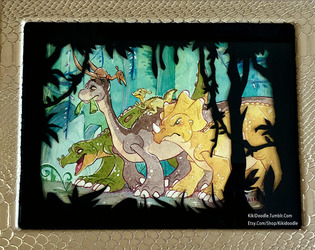 Whispering Winds: A Don Bluth Tribute Piece
