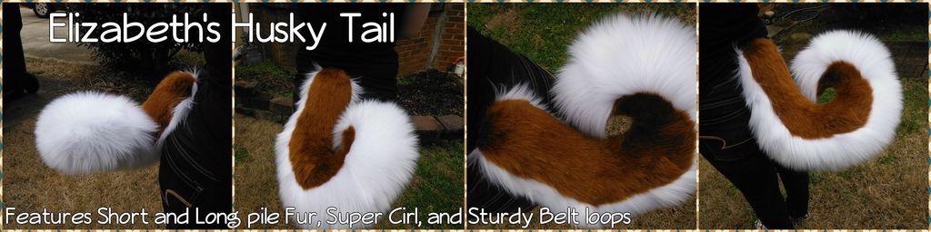 [C] Elizabeth's Husky Tail