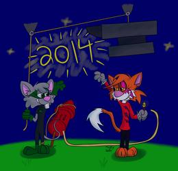 New Years Shenanigans