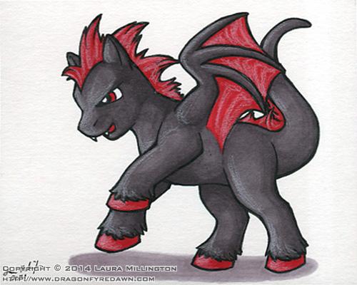 Targaryen Pony