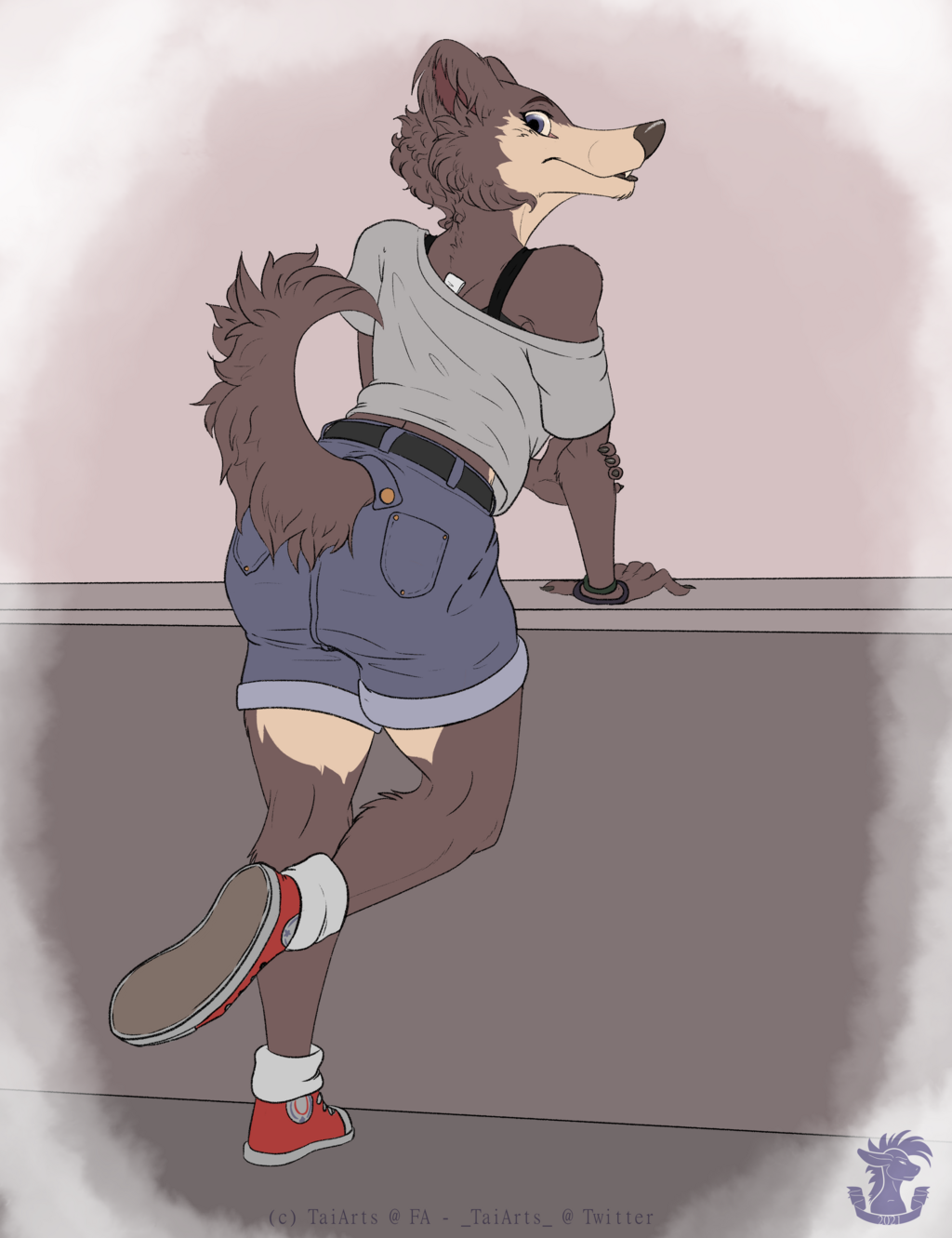 [Personal] Juno - Strike a Pose!