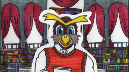 Library Owl Episode #1 Thumbnail