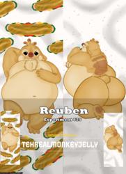 Reuben (625) Dakimakura