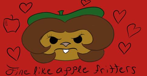 Secret Squirrel Apples