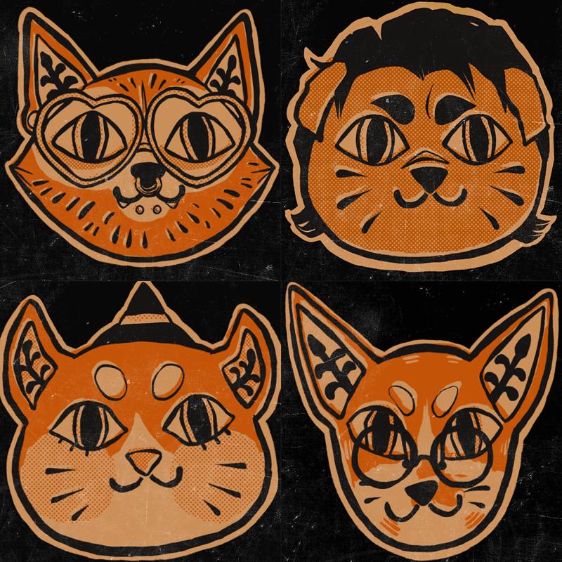 [P] Halloween Kitty Krew