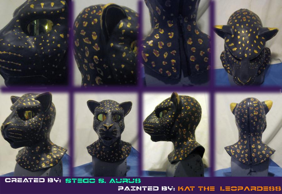PGM: Angus' Egyptian Leopard