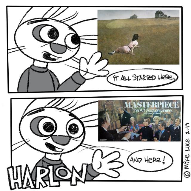 Most recent image: Harlon 42