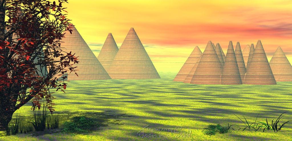 Bryce Pyramids
