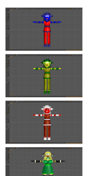 Anim8or 1.0 - Delta and Mikaitsu Textures.