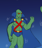 Sketchmission: Martian Manhunter Muscle Growth