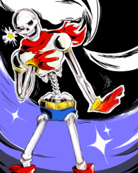 IT IS I, THE GREAT PAPYRUS.