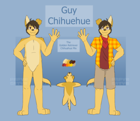 Guy Chihuehue