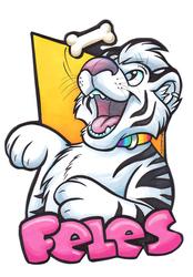 Tiger treat!