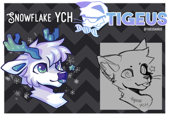 Snowflake YCH