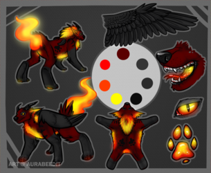 Reference Sheet Commish