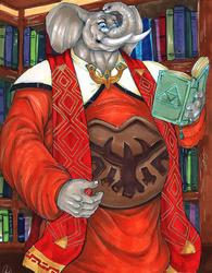 Headmaster Hysterium!