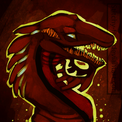 The Grinning Demon