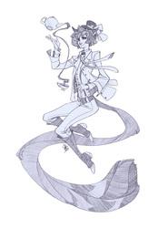 Iron Artist 41: Kijito