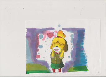 Isabelle - Alcohol markers