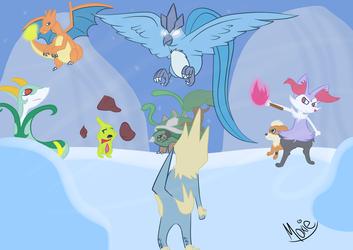 Glaciar Battle