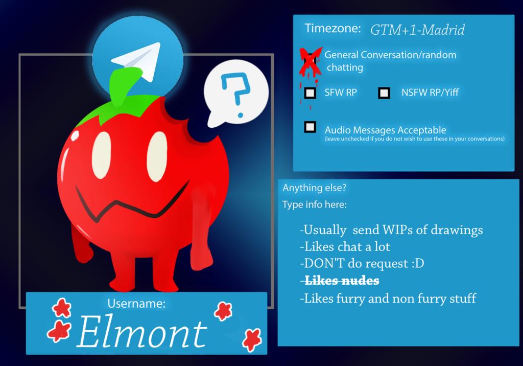 Telegram meme-thing!