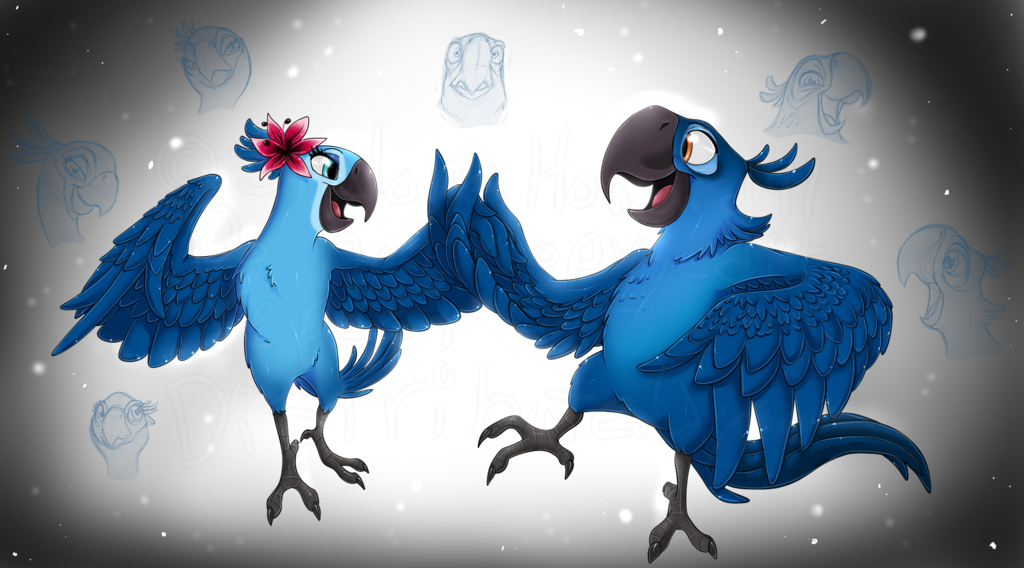 Rio - Jewel and Blu