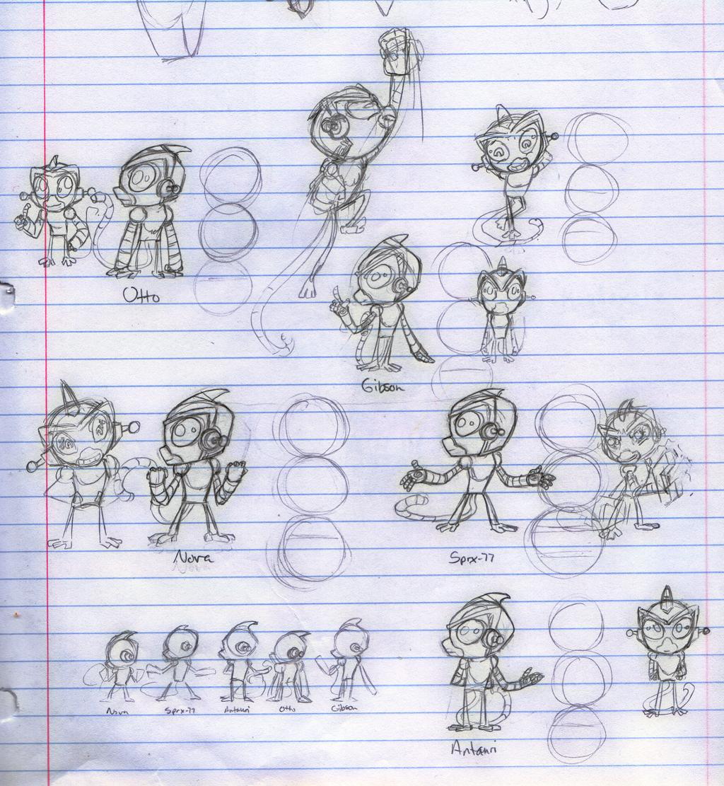 Scrap - Monkey Versions
