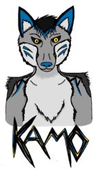 Kamo Badge