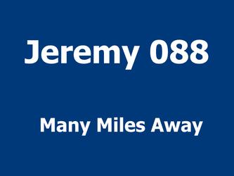 Many Miles Away