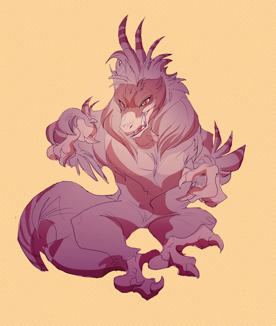 [c] Fluffy and Beastly
