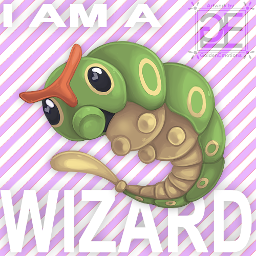 Featured image: I am a Wizard