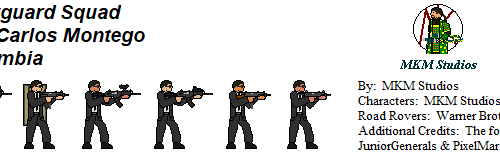 Don Montego's Bodyguards 02