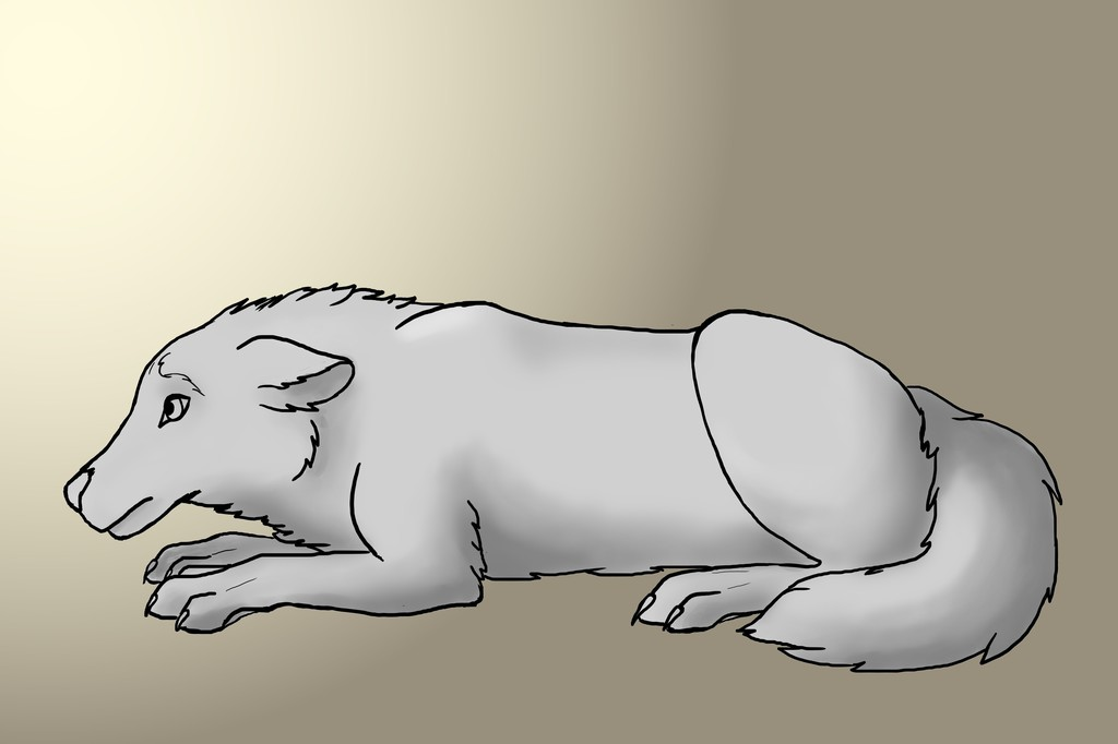 Most recent image: WIP/Shading Practice