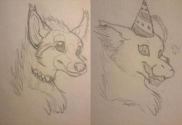 Trade/Gift Doodles