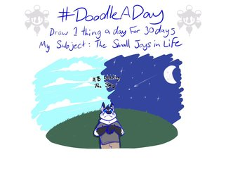 [Doodle A Day] Day 8
