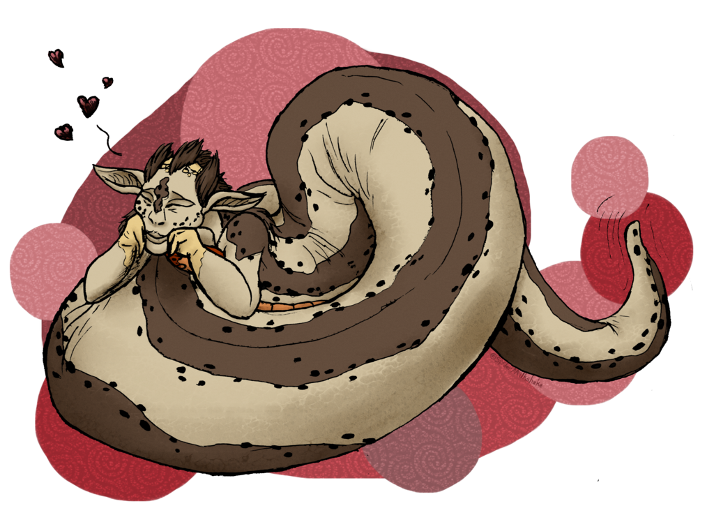 Crushin' Constrictor (Colorized version)