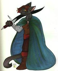 Sir Kain by MaryMouse!