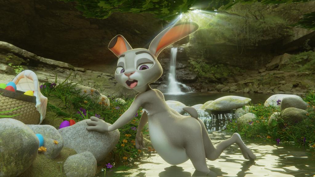 Creek of Bunny