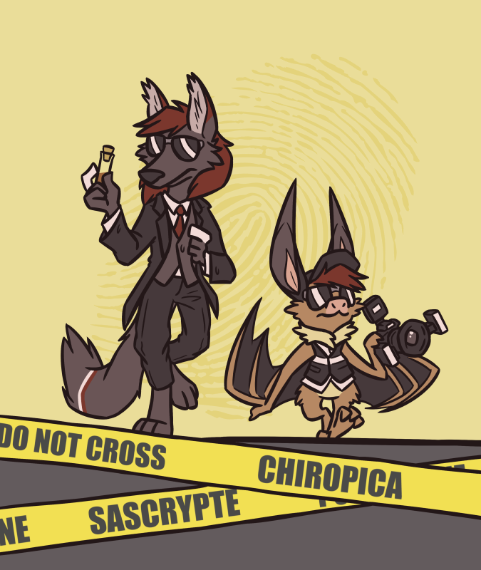 Chiropica and Sascrypte