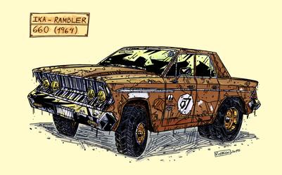 Ika-Rambler 660