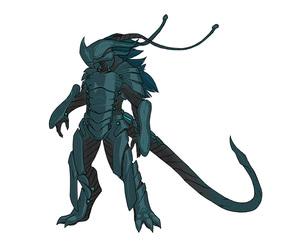 Riftwalker tech armor