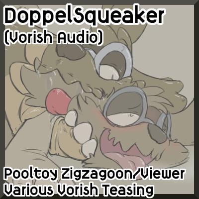 DoppelSqueaker (Commission for Kotetsu)
