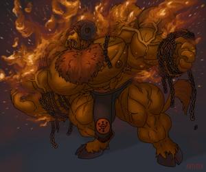 Beast Kent Flame
