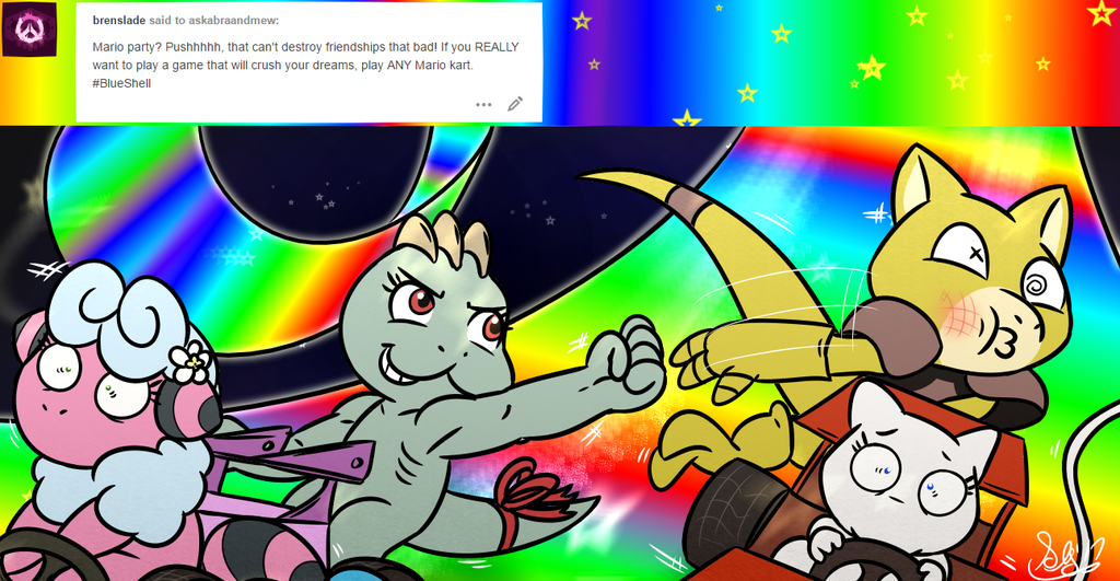 Ask Abra and Mew question #185