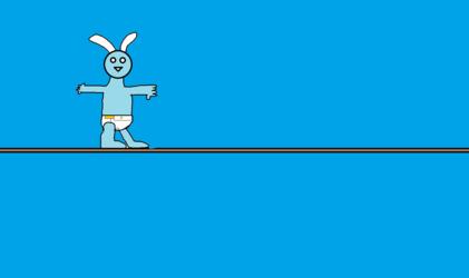 600 club clip: tightrope