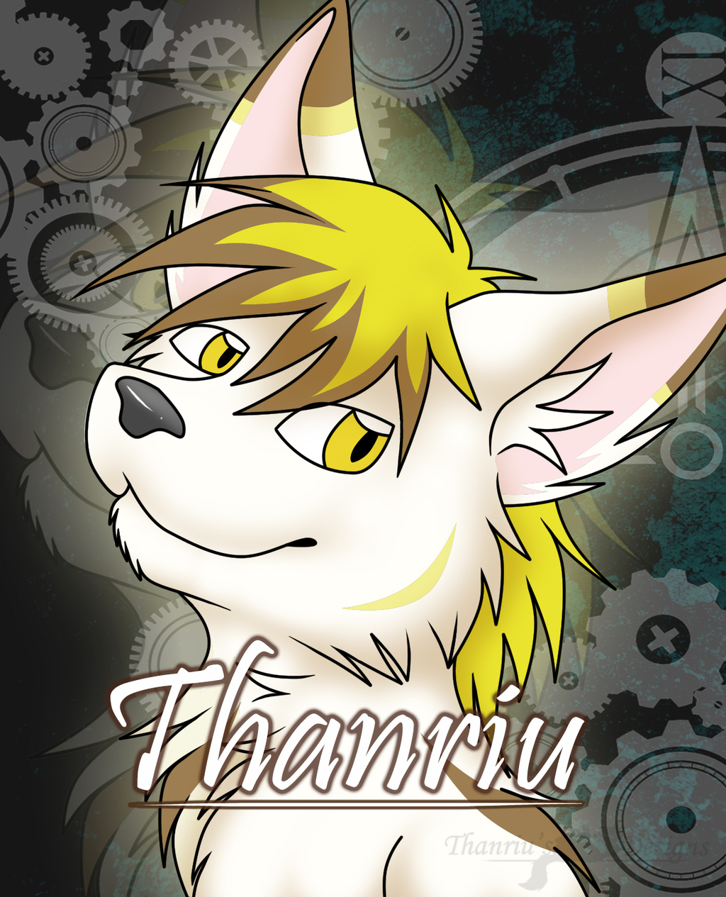 Badge.- Thanriu