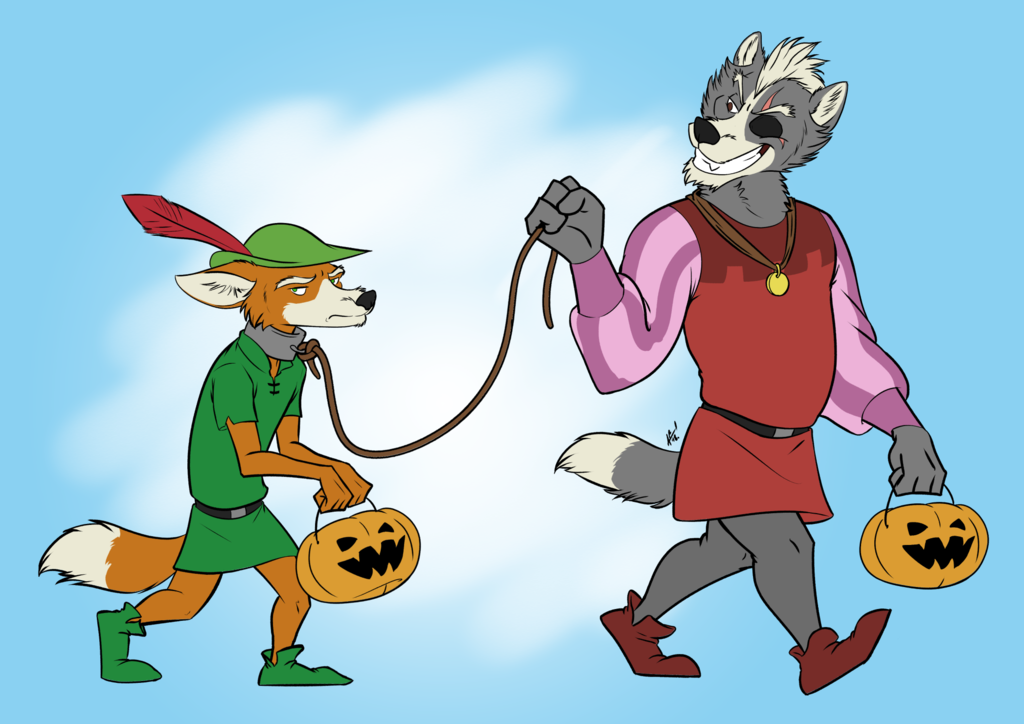 Most recent image: Trick and Treat