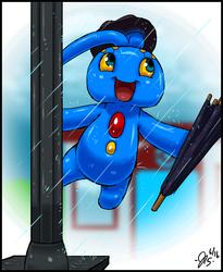 Rain Dancer Manaphy